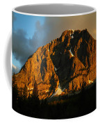 The Mountain Says Good Morning Coffee Mug
