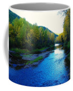 The Moyie River Near Yak B C Coffee Mug