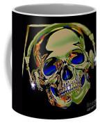The Music Goes On Forvever Coffee Mug