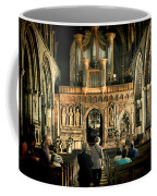 The Nave At St Davids Cathedral Coffee Mug