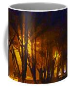 The Night Lights Coffee Mug