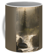 The North Fork Of The Stanislaus River Coffee Mug by Phil Schermeister