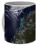 The Norwegian Sea Coffee Mug by Stocktrek Images