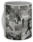 The  October Snow Coffee Mug