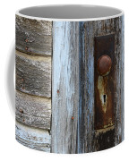 The Old Blue Door Coffee Mug