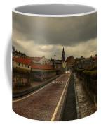 The Old Bridge At Berwick Coffee Mug