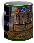 The Old Copper Cash Machine Coffee Mug