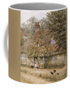 The Old Fish Shop Haslemere Coffee Mug