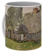 The Old Mulford House Coffee Mug by Childe Hassam
