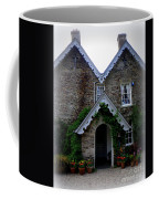 The Old Rectory At St. Juliot Coffee Mug