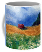 The Old Red Barn Coffee Mug