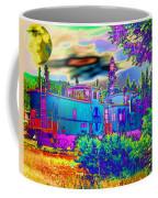 The Old Santa Fe Coffee Mug