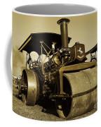The Old Steam Roller Coffee Mug
