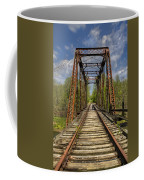 The Old Trestle Coffee Mug by Debra and Dave Vanderlaan
