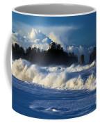 The Olympic Blues Coffee Mug