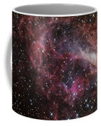 The Omega Nebula Coffee Mug