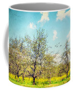 The Orchard Coffee Mug by Darren Fisher