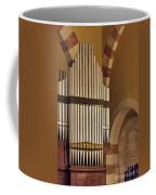 the Organ Augusta Victoria Jerusalem Coffee Mug