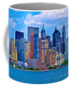 The Other Side Of The City Coffee Mug