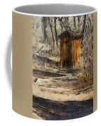 The Outhouse Coffee Mug