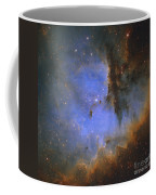 The Pacman Nebula Coffee Mug by Ken Crawford