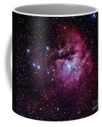 The Pacman Nebula Coffee Mug by Robert Gendler
