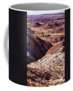 The Painted Desert  8023 Coffee Mug