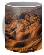 The Painted Dunes Coffee Mug