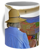 The Painter Coffee Mug