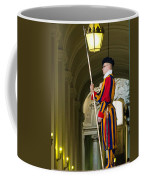 The Papal Swiss Guard Coffee Mug