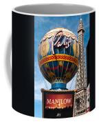 The Paris Coffee Mug