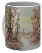 The Pathway Coffee Mug