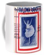 The Pavlowa Gavotte Coffee Mug