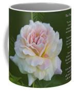 The Peace Rose Coffee Mug