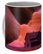 The Perfect Storm Coffee Mug by Bob Christopher