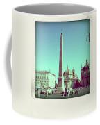 The Piazza Del Popolo. Rome Coffee Mug