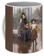 The Pinch Of Poverty Coffee Mug