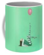 The Pink Balloon I Coffee Mug