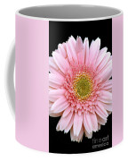 The Pink Flower Coffee Mug