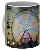 The Pinwheel Glow Coffee Mug