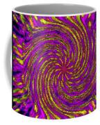 The Pinwheel Coffee Mug