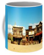 The Pioneer Hotel Old Tuscon Arizona Coffee Mug