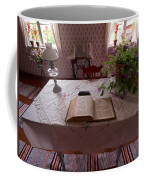 The Place Of The Bible In Kovero Coffee Mug