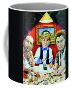The Poker Game Coffee Mug
