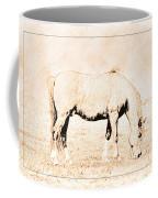 The Pony Coffee Mug