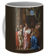 The Presentation Of Christ In The Temple Coffee Mug