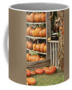 The Pumpkin Shack At Isom's Orchard Coffee Mug