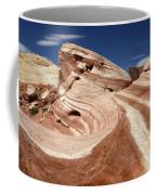 The Purple Wave Coffee Mug