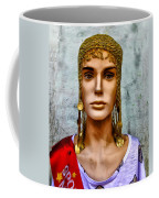 The Queen Of Bourbon Street Coffee Mug by Bill Cannon