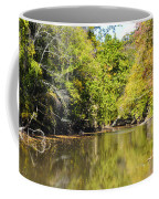 The Quiet Wissahickon Coffee Mug